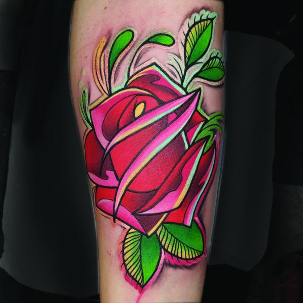 Ink flow 1